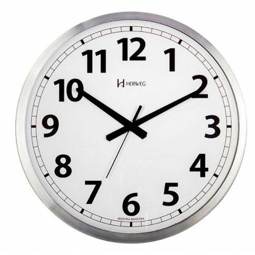 Relógio De Parede Herweg 6713