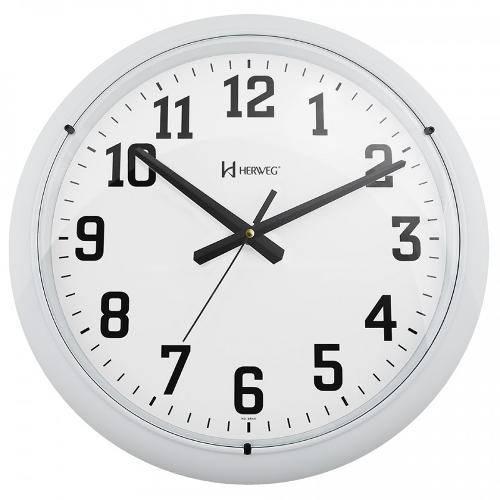 Relógio De Parede Moderno Herweg 6129-132