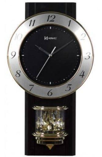Relógio De Parede Pêndulo Clássico Herweg 6393-34