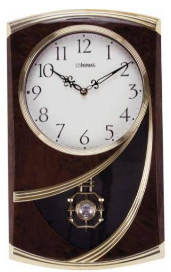 Relógio De Parede Pêndulo Musical Herweg 6444-84