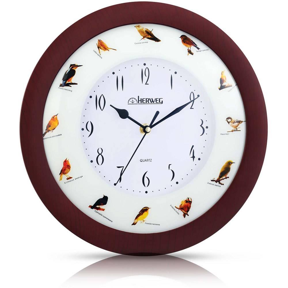 Relógio de Parede Quartz Ipê - Herweg