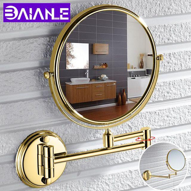 Espelho Para Banheiro 8 Polegadas 1x5