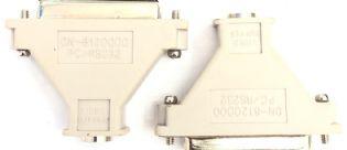 ADAPTADOR DB25 MACHO X MINI DIN 6 FEM DB25M-MDIN6F