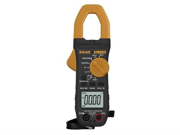 ALICATE AMPERIMETRO DIGITAL HA-3120 21N239 HIKARI (HA3120)