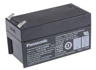 BATERIA 12V 1.3AH LC-R121R3PG PANASONIC (LCR121R3PG)