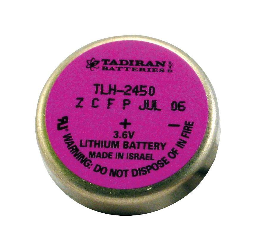 BATERIA DE LITHIUM 3,6V 550mAh TLH-2450/P TADIRAN (TLH2450P)