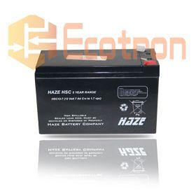 BATERIA SELADA 12V 12AH HSC12-12 / HMA12-12 HA POWERZE