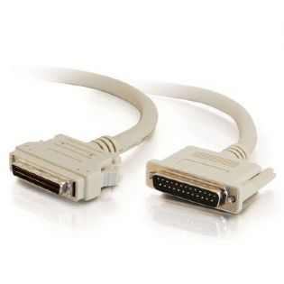 CABO SCSI2 HD50M X DB25 MACHO 0,90MT SCSI2-DB25M