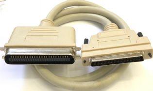 CABO SCSI3 HD68M PARA SCSI1 1,8MT DCSC31A6UL (SCSI3-SCSI1) MARCA TOWER