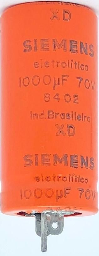 CAP.ELCO. 1000UF 70V RADIAL 8402 25X51MM SIEMENS