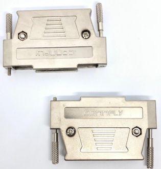 CAPA DB37 METALICA KIT LONGO CONNFLY DB37KITLMETAL
