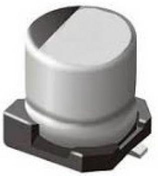 CAPACITOR ELETROLITICO 150UF 35V 8X10 105º UWT1V151MNL1GS NICHICON