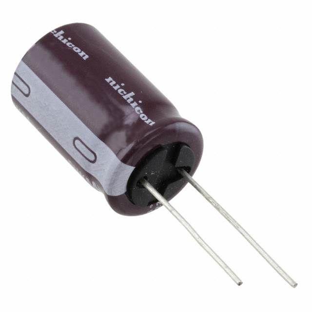 CAPACITOR ELETROLITICO 33UF 50V RADIAL 105º 6,3X11MM UPW1H330MED1TD NICHICON