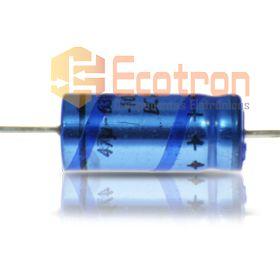 CAPACITOR ELETROLITICO 47UF 63V AXIAL VISHAY BC COMPONENTS