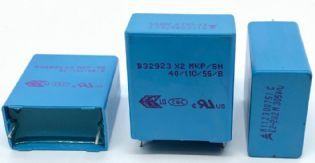 CAPACITOR POLIPROPILENO SUPRESSOR X2 2M2 305VAC B32923C3225M EPCOS