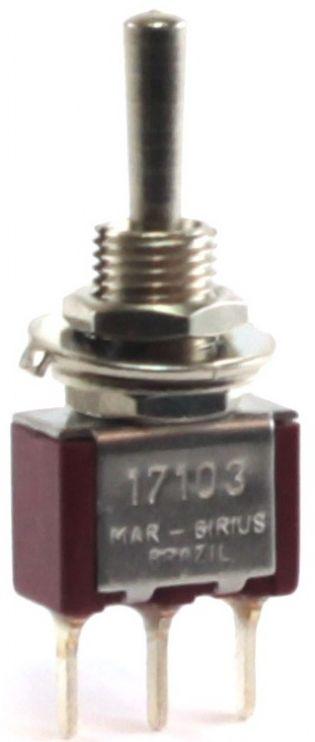 CHAVE 17103 LIG-DESL-LIG 17103A2B1C1SE MARGIRIUS