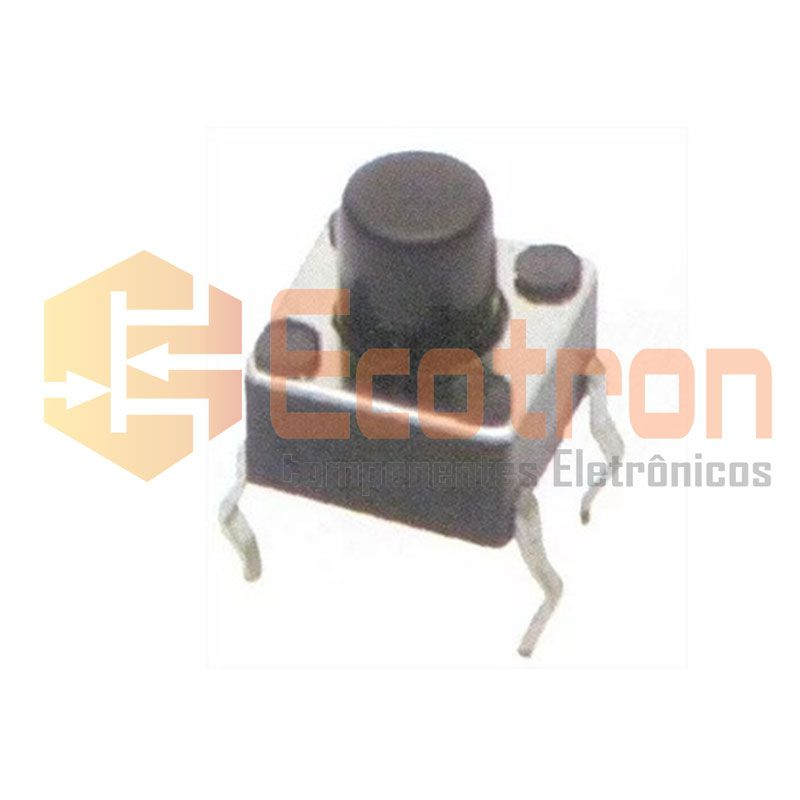 CHAVE TACTIL KFC-A06-6X6X7MM (0073) 4T