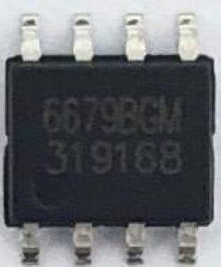 CIRCUITO INTEGRADO AP6679BGM / 6679BGM SMD 08PINOS ADVANCED POWER