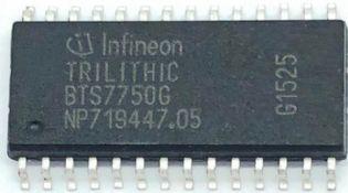 CIRCUITO INTEGRADO BTS7750G SMD PDSO28 INFINEON