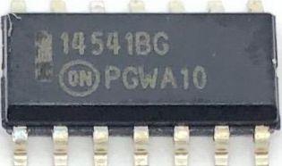 CIRCUITO INTEGRADO MC14541BG SMD 14PINOS ON SEMICONDUCTOR