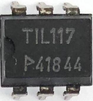 CIRCUITO INTEGRADO TIL117 DIP 06PINOS