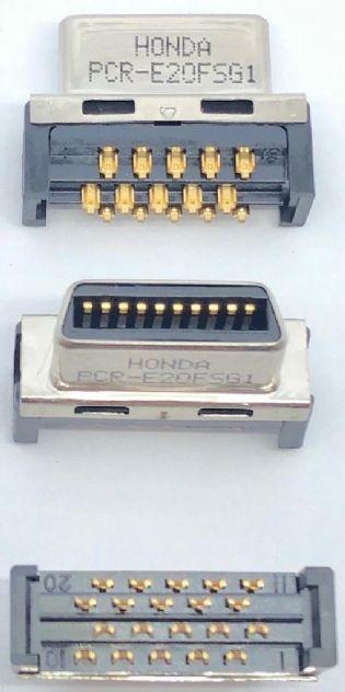 CONECTOR FEMEA PCR-E20FSG1+ HONDA (PCRE20FSG1+)