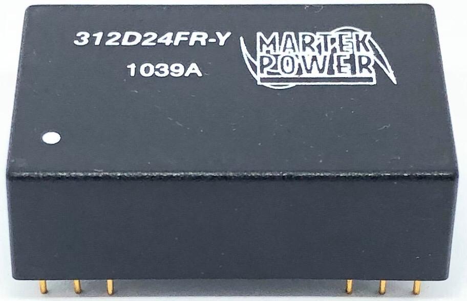 CONVERSOR DC/DC 312D24FR-Y MARKET POWER (312D24FRY)