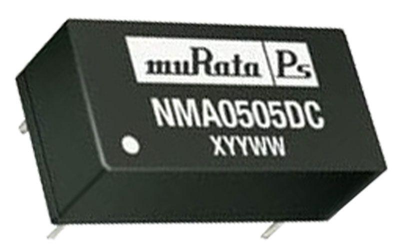 CONVERSOR DC/DC NMA0505DC MURATA