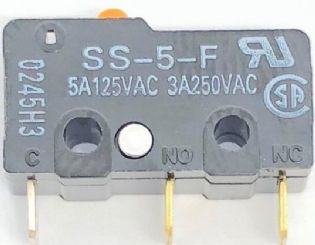 MICRO SWITCH SS-5-F OMRON (SS5F)