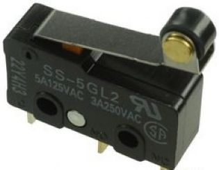MICRO SWITCH SS-5GL2 OMRON (SS5GL2)