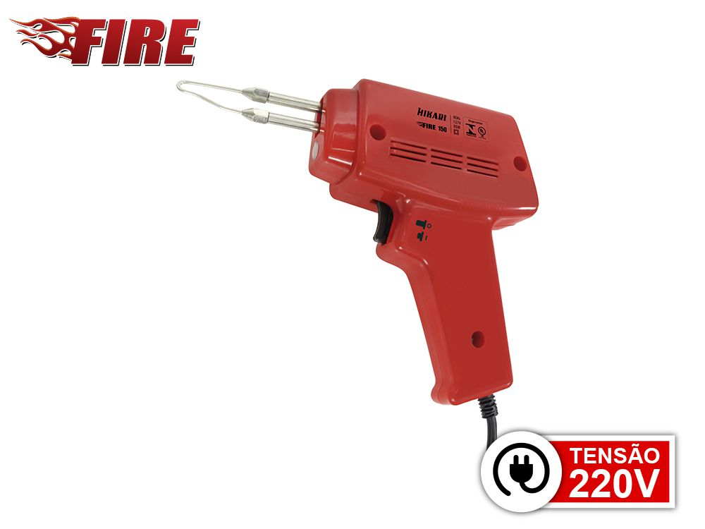 PISTOLA FIRE 150 220V 21K029 HIKARI