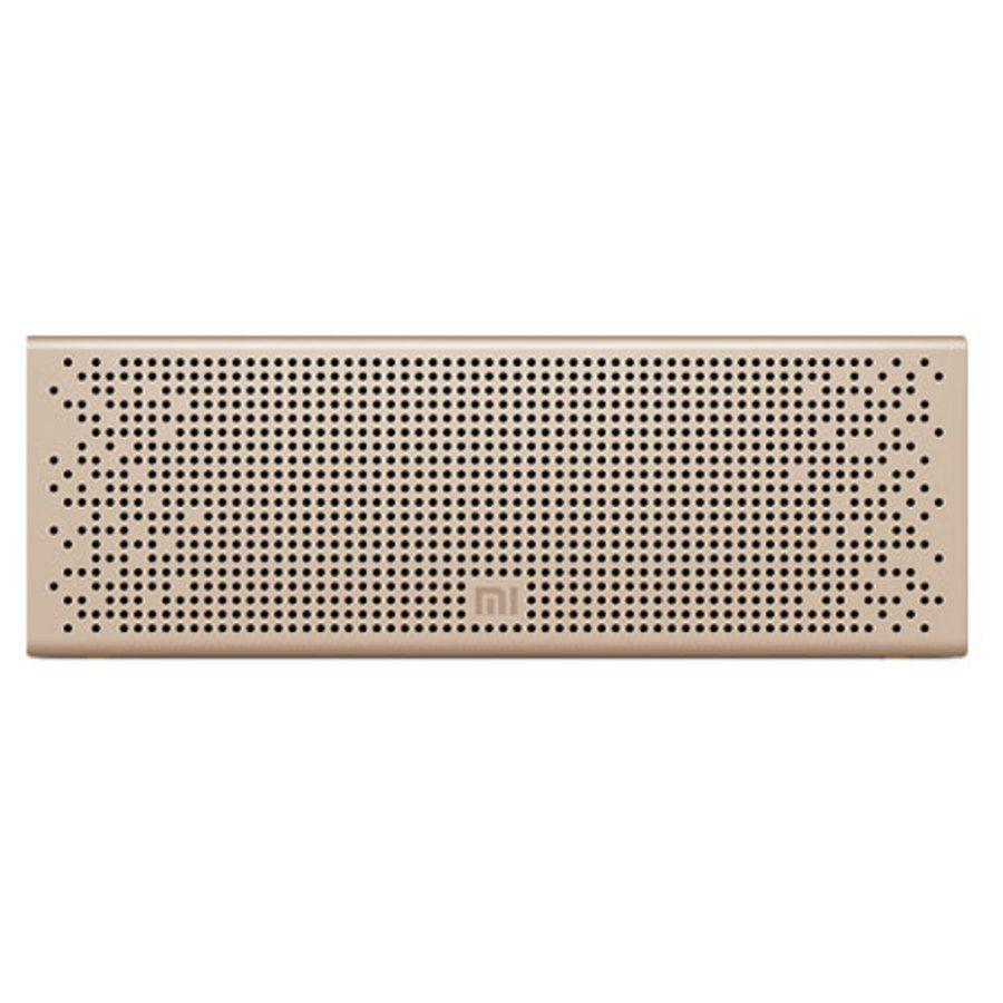 Caixa de Som Bluetooth Xiaomi MI Speaker Portatil Dourado
