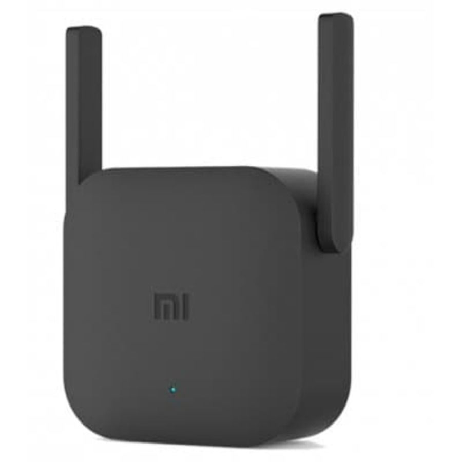 Repetidor de Sinal Xiaomi Mi WiFi Pro 300mbps 2.4G - Preto