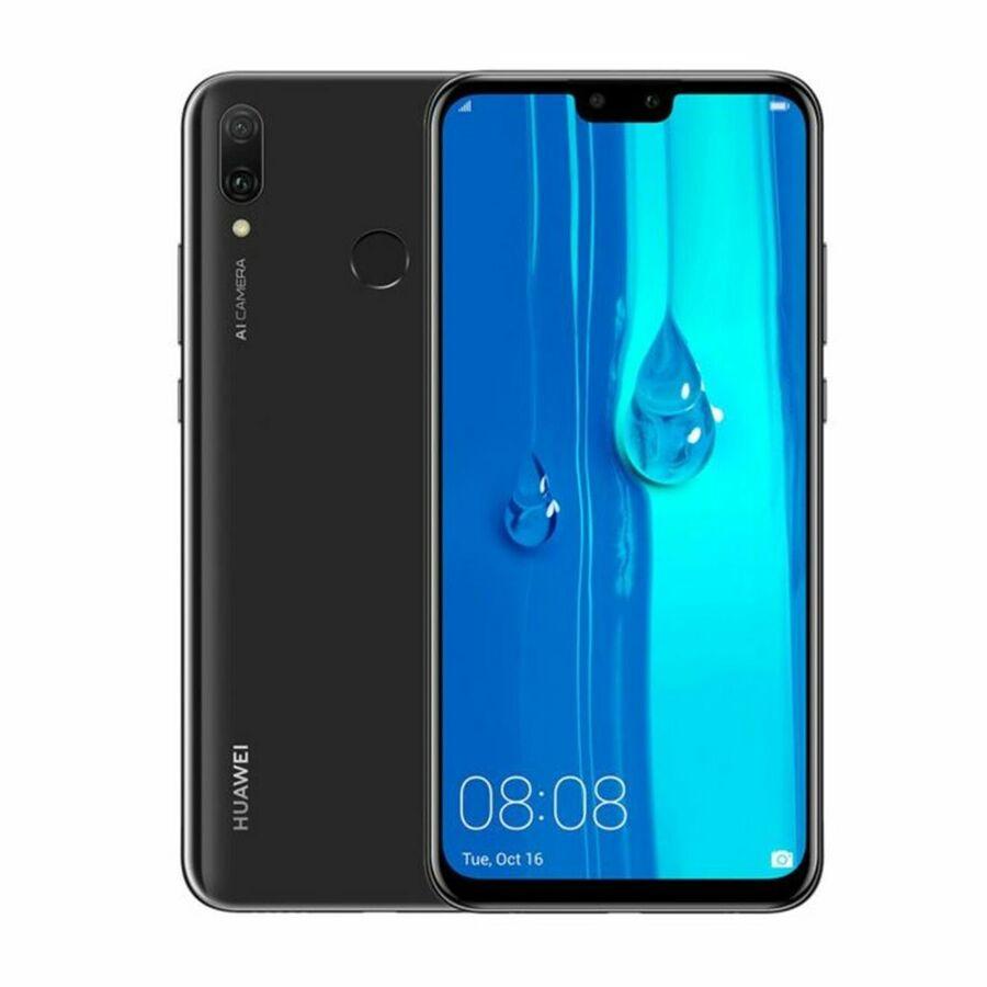 Smartphone Huawei Y9 2019 3GB Ram Tela 6.5 64GB Camera Dupla 13+2MP - Preto
