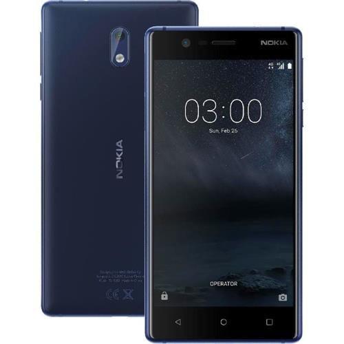Smartphone Nokia 3 2GB Ram Tela 5.0 16GB Camera 8MP - Azul