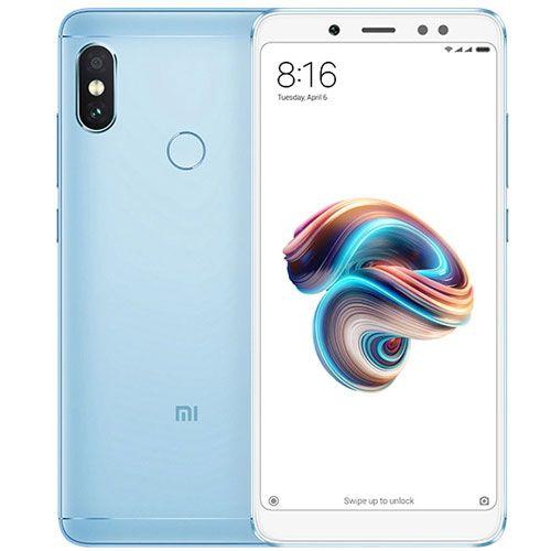 Smartphone Redmi Note 5 3GB Ram Tela 5.99 32GB Camera dupla 12+5MP - Azul