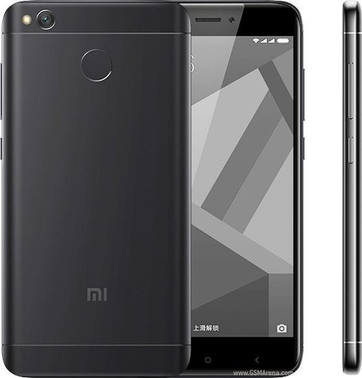 Smartphone Xiaomi Redmi 4X 3GB Ram Tela 5.0 32GB Camera 13MP - Preto