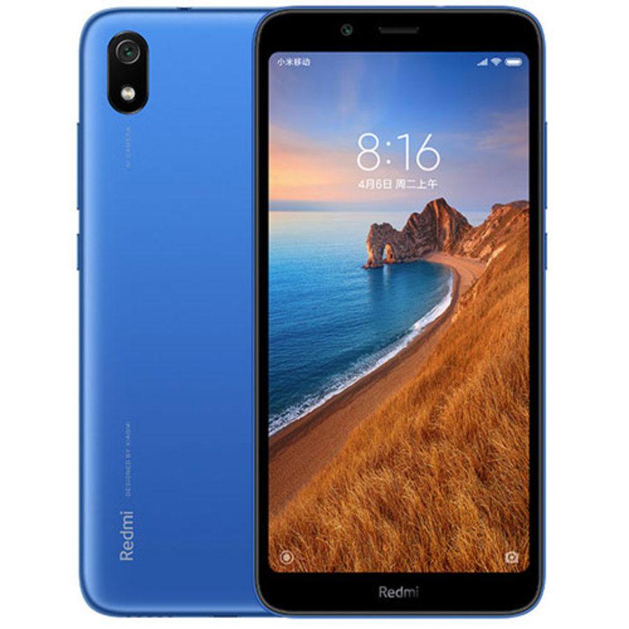Smartphone Xiaomi Redmi 7A 2GB Ram Tela 5.45 32GB Camera 12MP - Azul