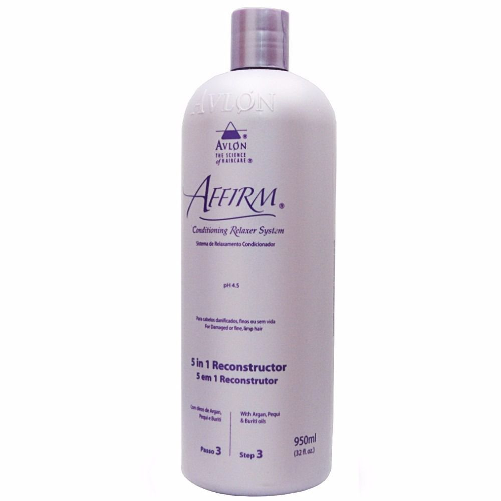 Avlon Affirm 5 In 1 Condicionador Reconstrutor 950ml