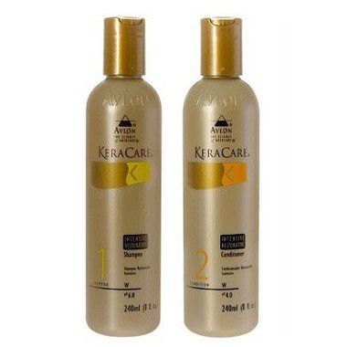 Avlon KeraCare Intensive Restorative Duo Kit Restauração Intensiva Shampoo e Condicionador 2x240ml
