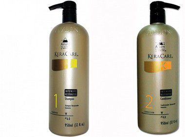 Avlon KeraCare Intensive Restorative Shampoo e Condicionador Restaurador 950ml