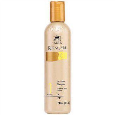 Avlon KeraCare Shampoo First Lather 240ml