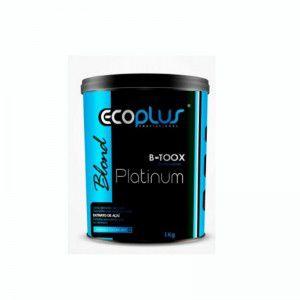 Ecoplus Bootox Blond Matizador 1000g