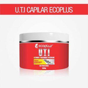 Ecoplus U.T.I Máscara Reconstrutora 500g