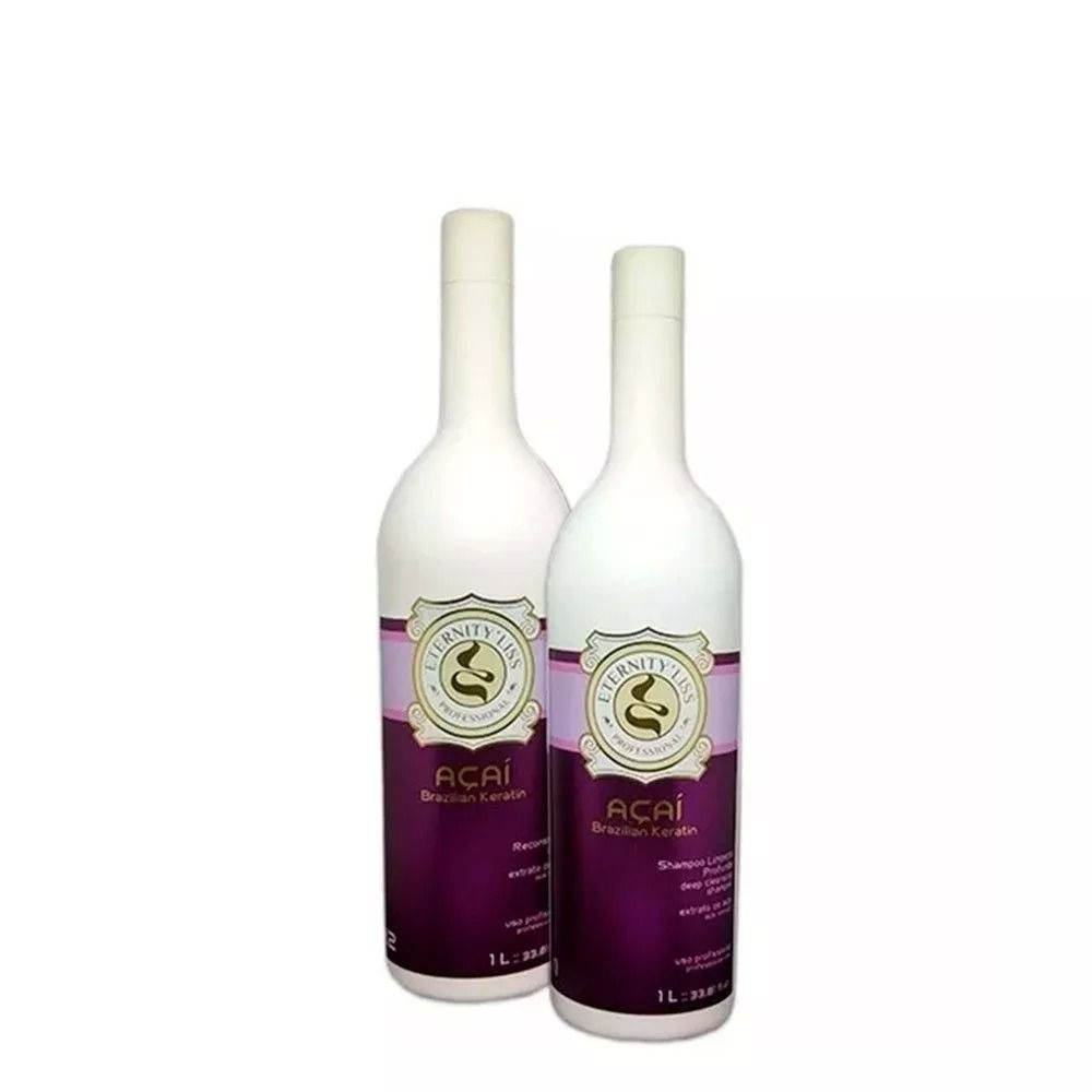 Eternity Liss Escova Progressiva Açai 2x1000ml