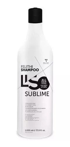 Felithi Shampoo Liso Sublime 1000ml