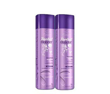 Floractive Profissional Kit Matizador Perfect Blonder 2x1000ml