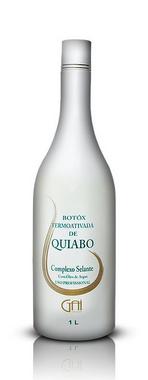 Gai Bootox Blindagem Termoativada de Quiabo 1x1000ml