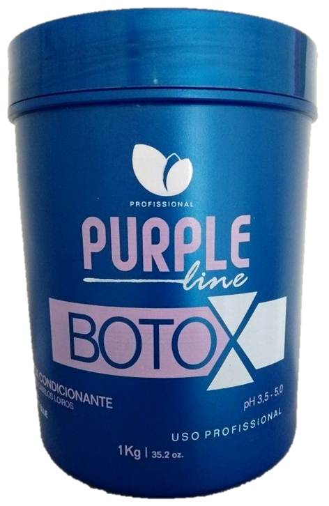 Manga Rosa Btox Matizador Purple Line 1kg