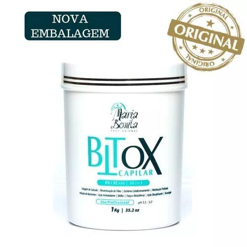 Maria Bonita Botox 10 em 1 BB Cream 1kg